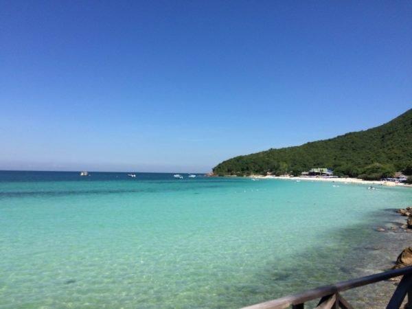 Tien Beach Koh Larn