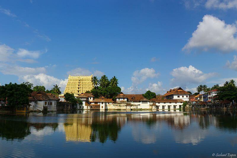 храм Шри-Падманабасвами