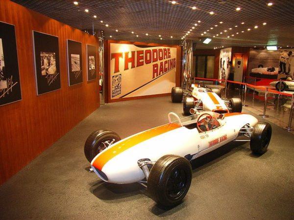 Достопримечательности Макао: Музей гран-при