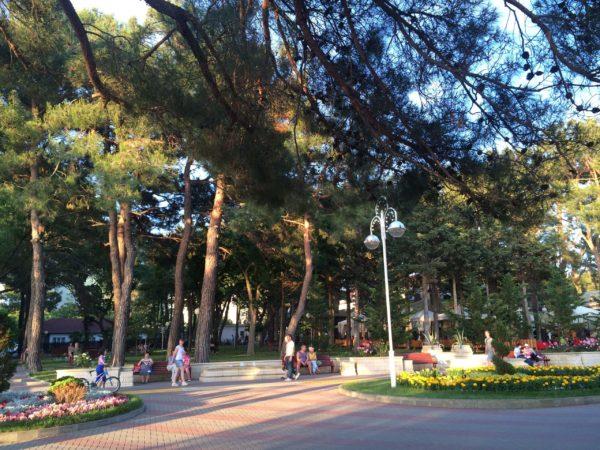 Геленджик: отзыв отдыхающей об отдыхе в Геленджике с детьми