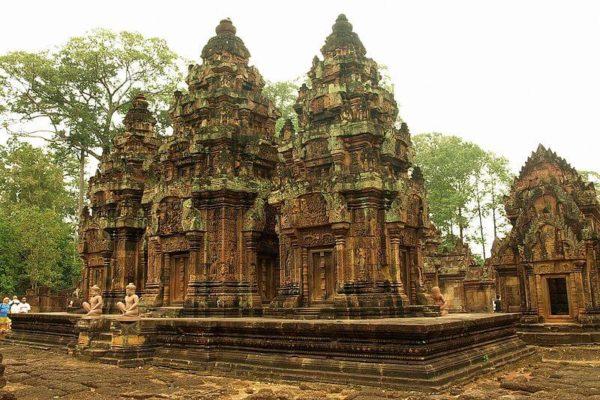 Пномпень: что посмотреть