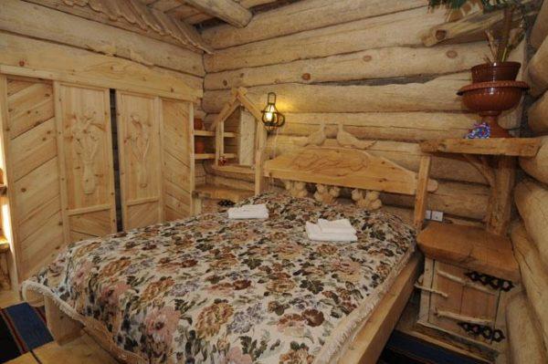 Абалак: резиденция Деда Мороза, цены
