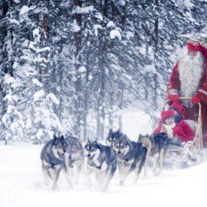 Новогодние каникулы в Сибири для всей семьи