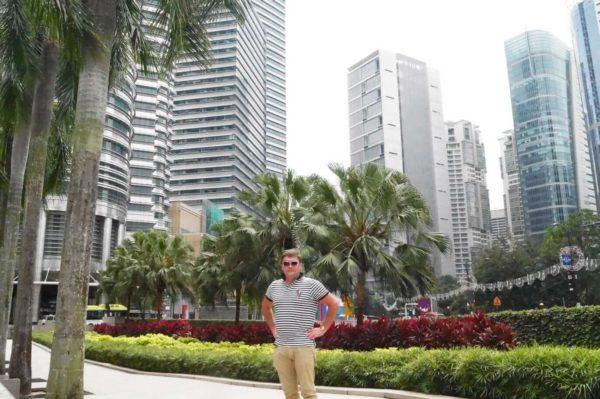 Летим в Гонконг: Район Цим-Ша-Цуй
