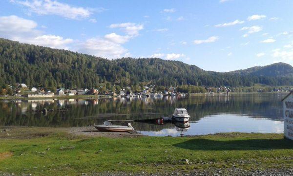 базы отдыха на Телецком озере