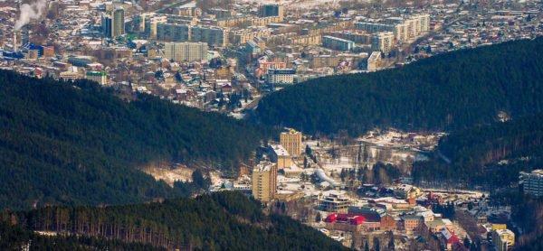Как добраться до Белокурихи, Алтайский край