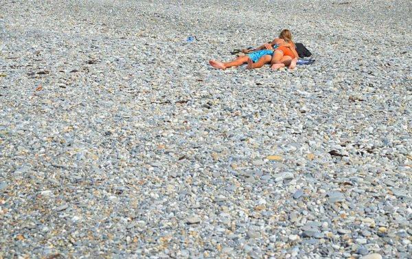Дагомыс, отдых у моря: набережная и пляж