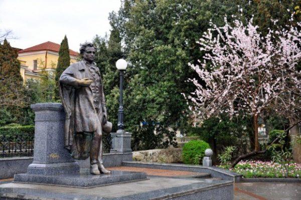 Поездка в Ялту: приметные места