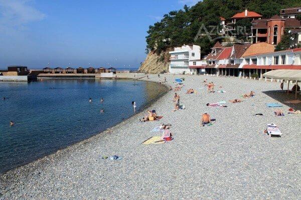 Джанхот: отдых у моря летом