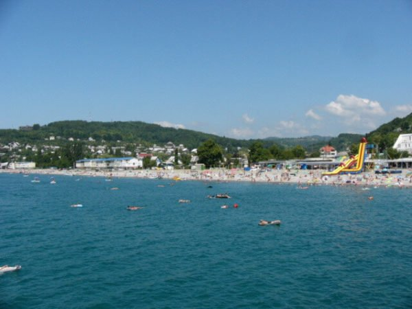 Отдых у моря в Лоо: как добраться