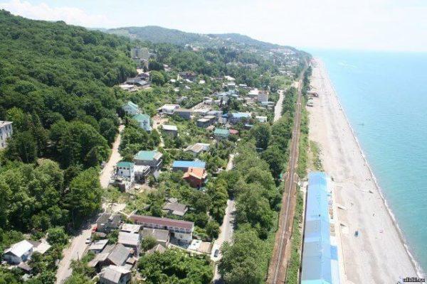 Отдых рядом с морем в Лоо: климат