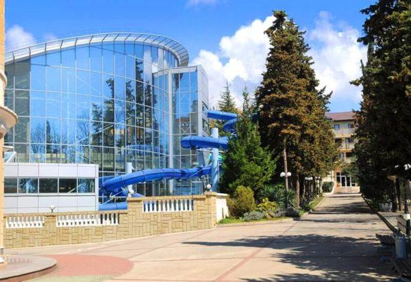 Отели и гостиницы в Дедеркое