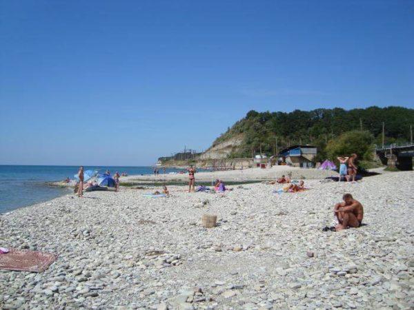 Отдых на море Макопсе летом