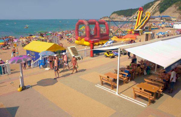 Муниципальные пляжи