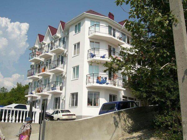 Отели поселка Лермонтово