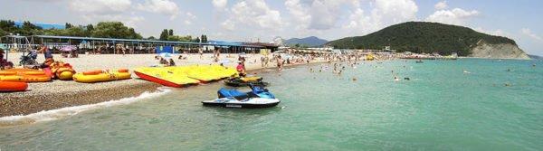 Отдых в Архипо-Осиповке у самого моря