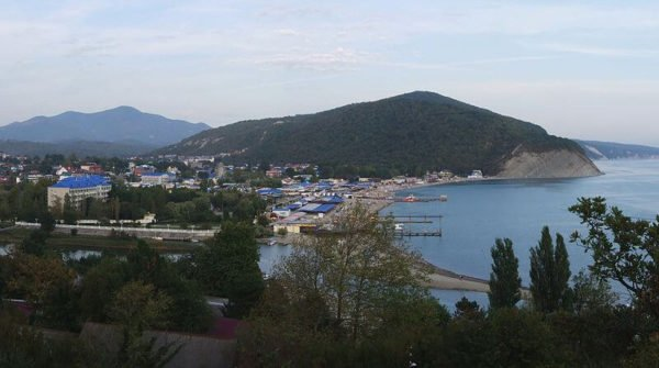 Архипо-Осиповка: отдых рядом с морем