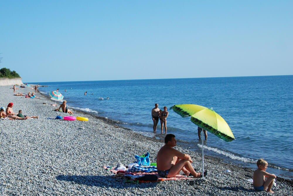 Отдых в Солоники (Лазаревское) на Черном море