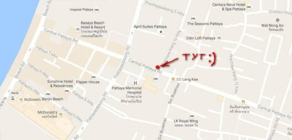 Паттайя-Авеню