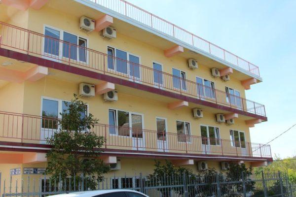 Гостиницы в Голубой Даче
