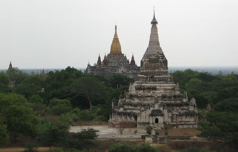 достопримечательности Мьянмы