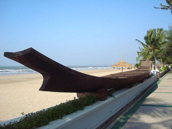 Пляж Мьянмы (Бирмы)