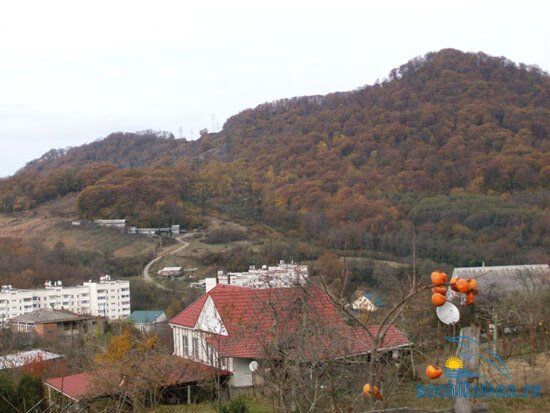 где отдохнуть в октябре в Краснодарском крае