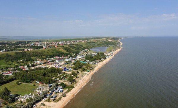 Станица Голубицкая: отдых у моря летом