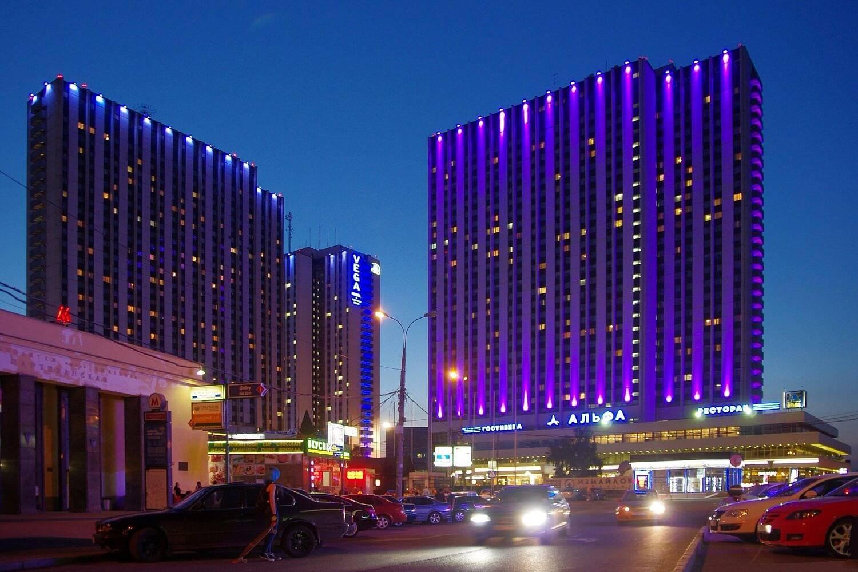Гостиницы «Измайлово»