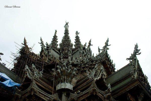 храм истины в паттайе как добраться самостоятельно