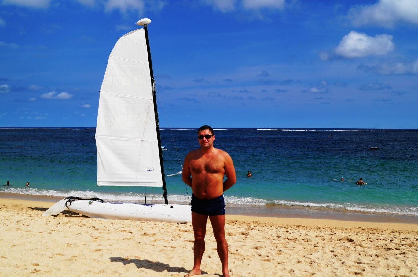 Трансфер и отель в Нади (Фиджи)