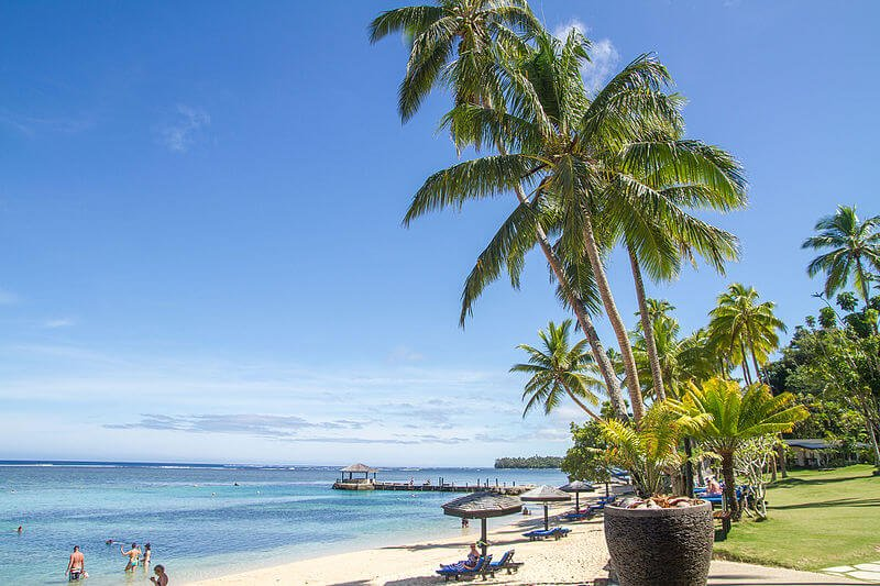 Остров Фиджи: описание, отдых, где находится, перелет Моcква - Фиджи, отели и достопримечательности Фиджи