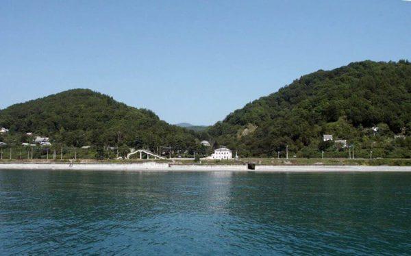 отдых на черном море чемитоквадже