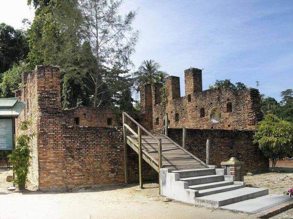 Датский форт