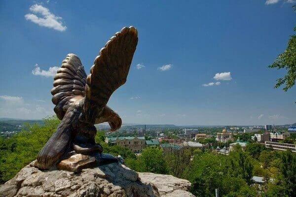 Отдых в Пятигорске летом