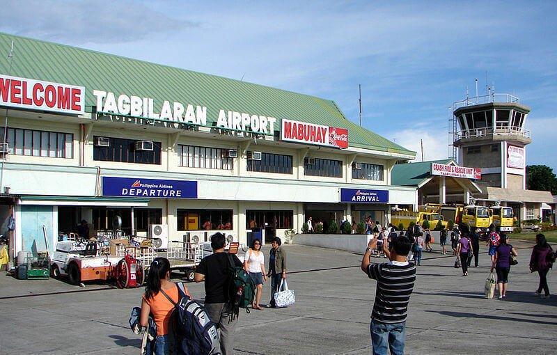Бохол аэропорт Тагбиларан