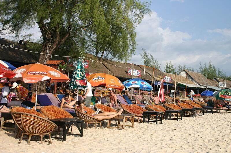 Отдых в Сиануквиль (Камбоджа)