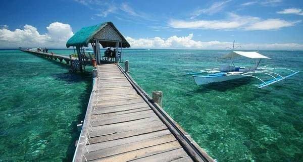 отдых на себу филиппины