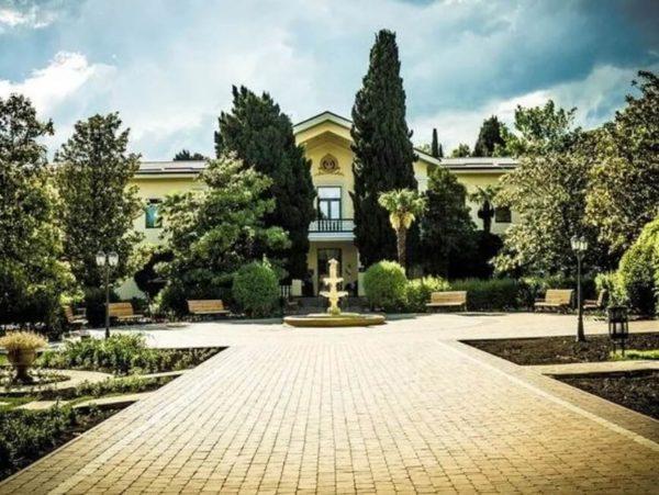 отели Крыма «всё включено» 5 звезд