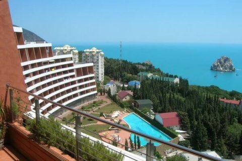 Cанатории и пансионаты Крыма