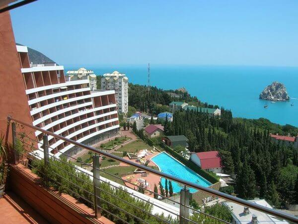 Гурзуф отдых Крым