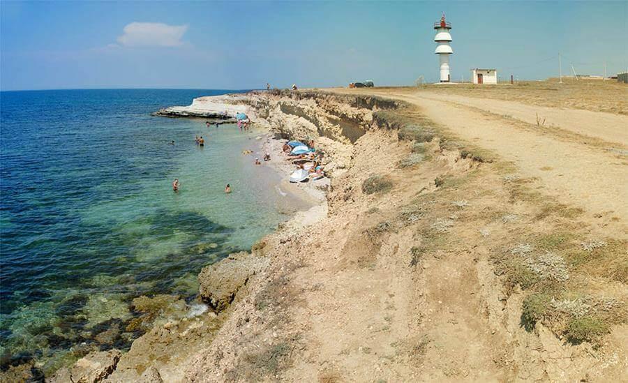 Межводное отдых в Крыму