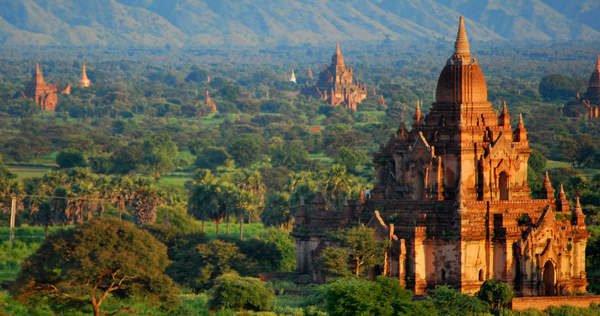 Отдых на курорте Нгве-Саунг, Мьянма