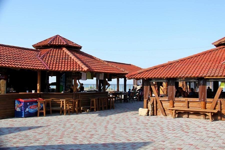 Отдых в Штормовом, Крым