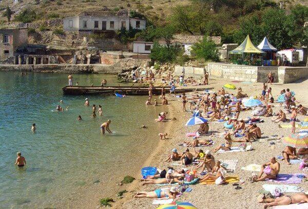 Балаклава Крым отдых на море
