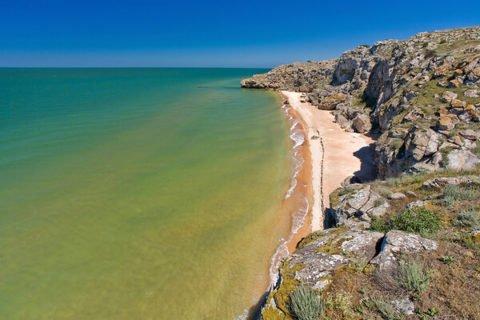 пляжи Крым сочи