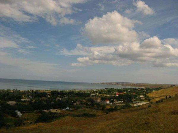 Отдых в Новоотрадном, Крым