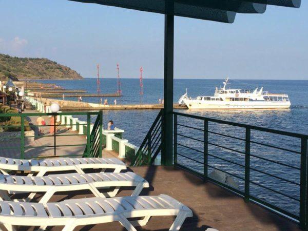 Отдых в Сатере, Крым