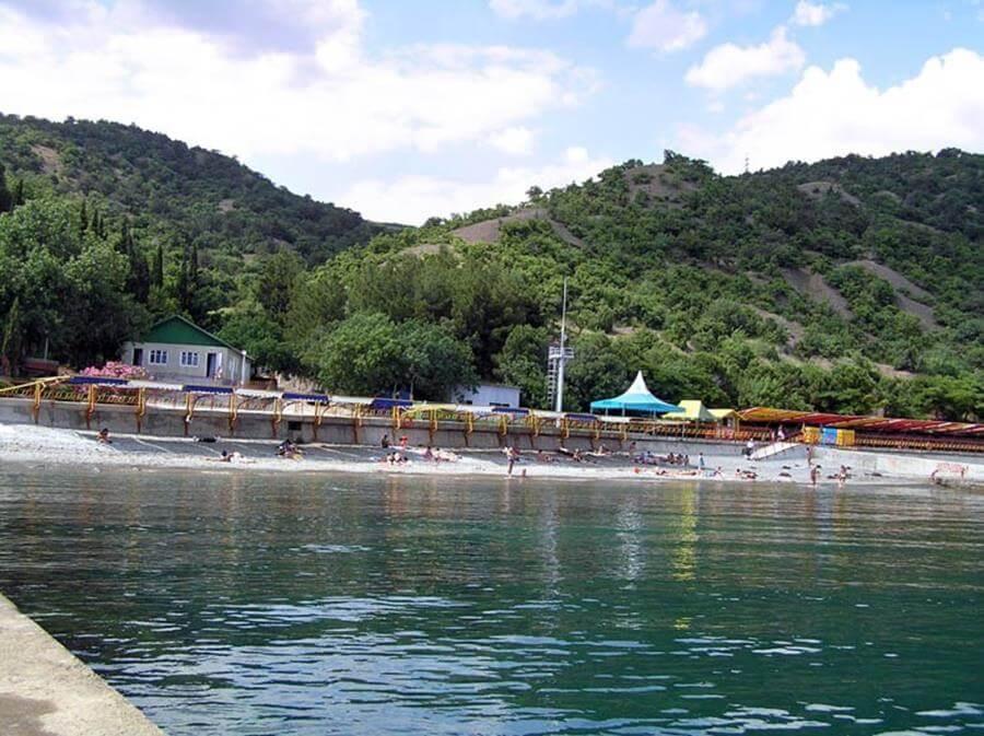 Отдых в Семидворье, Крым