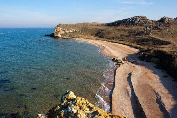 Отдых в Золотом в Крыму